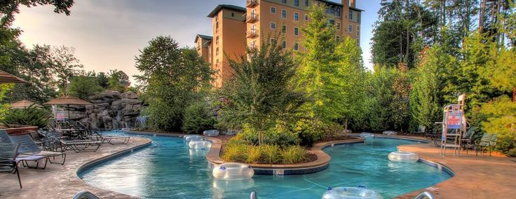 RiverStone Resort & Spa - Option for Tennessee trip