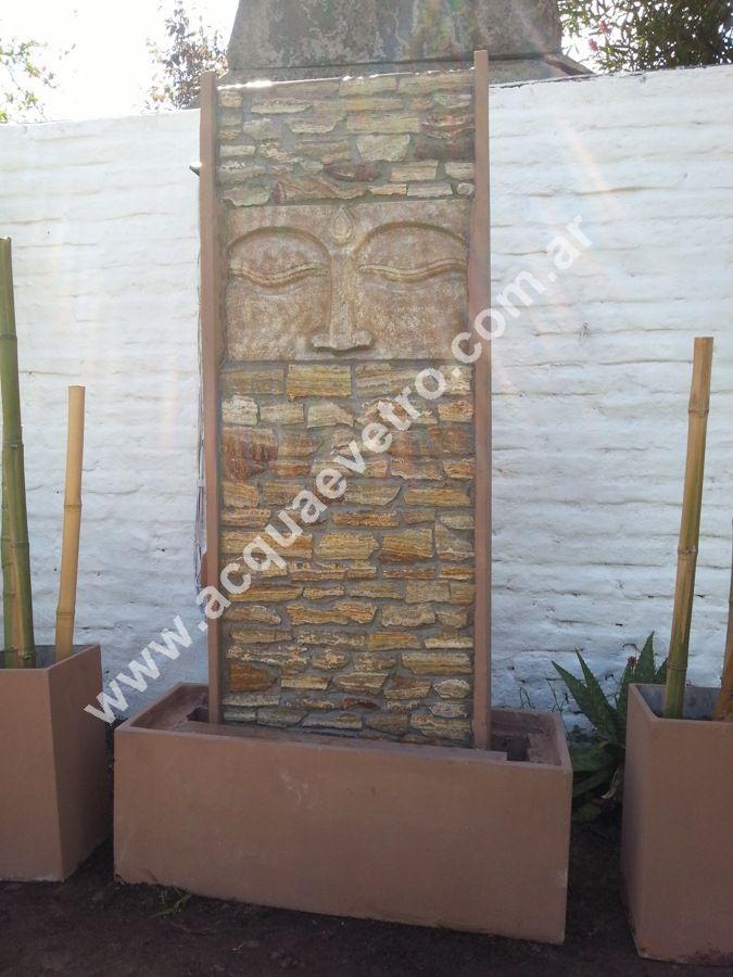 paredes de agua muros de agua fuentes de agua