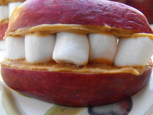 Hillbilly Teeth Snack