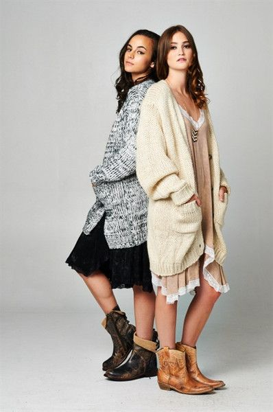 Cuddles Cardigan from Gypsy Outfitters