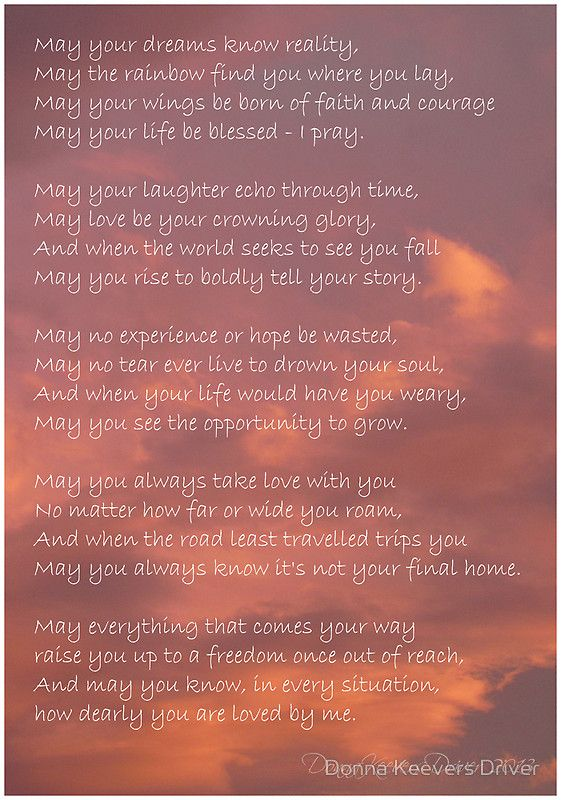 A wish for you... by Donna Keevers Driver