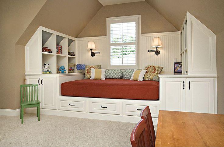 loft bedroom idea