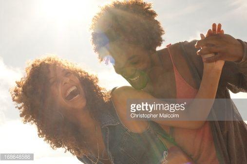 Stock Photo : Couple hugging