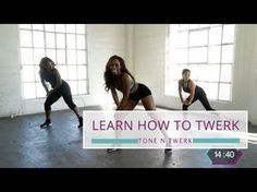 Learn How To Twerk In 5 Minutes | Tone N Twerk | Twerk Dance Workout - YouTube
