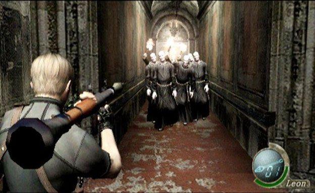 Nostalgic Quips: Resident Evil 4 - Cheat Code Central