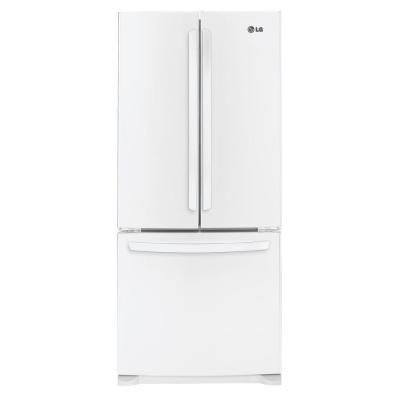LG Electronics 30 in. W 19.7 cu. ft. French Door