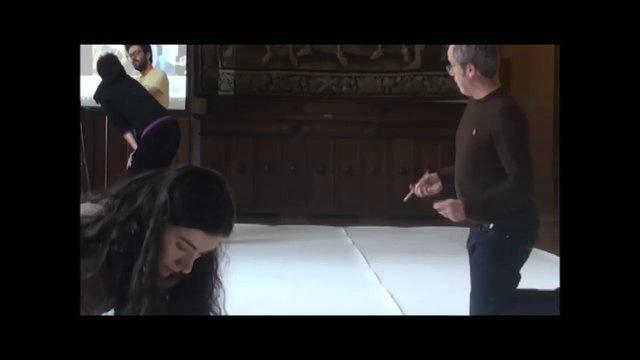 """David Goldenberg, """"In Search of Post Autonomy"""" by Artribune Tv. """"In search of Post Autonomy"""" è stata la prima performance di David Goldenberg a Milano il 25 novembre 2012, in cui l'artista inglese, nel corso di una sessione della durata di otto ore a Palazzo Isimbardi ospite della Provincia di Milano, ha completato e definito il progetto di ricerca concettuale apertosi con la mostra intitolata """"The Scenarios of Post Autonomy"""", tenutasi in alla galleria Glenda Cinquegrana: the Studio dal 18…"""
