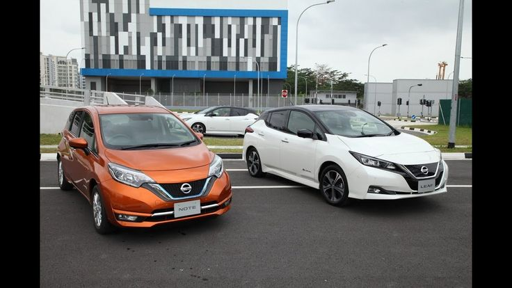 Nissan Futures: New LEAF test drives 1:48 Official NISSAN - YouTube