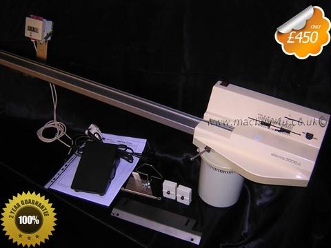 Electra 3000A Motor for Passap Pfaff E6000 Knitting Machines for Sale | machine4u, £450