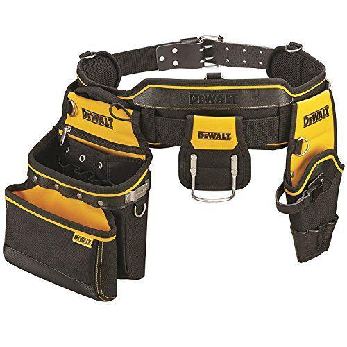 Dewalt Avental Ceinture porte-outils: Price:65.04DEWALT dew175552 outil ceintures et pour menuisier tablier & en cuir ultra résistant…