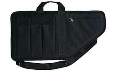 "Bulldog Cases 423 Extreme Tactical Rifle Soft Case 25"" with Pockets Nylon Black"