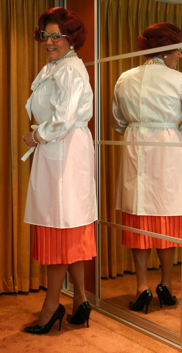 Mrs Wanda Nylon | Mrs Wanda Nylon - Apron Dress, Dresses ...
