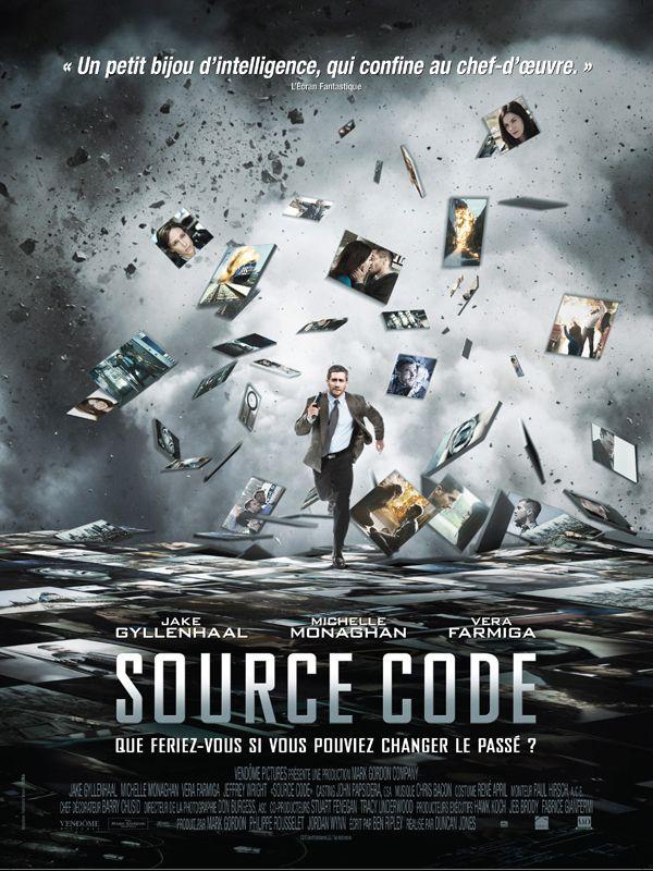 Source Code est un film de Duncan Jones avec Jake Gyllenhaal, Michelle Monaghan. Oeuvre intrigante et originale