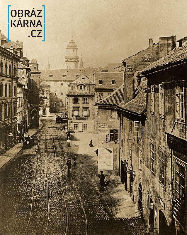 Výsledek obrázku pro praha staré fotografie
