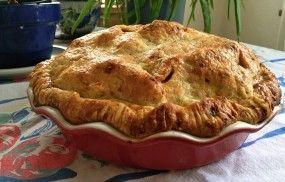 Art of Pie Apple and Irish Cheddar Pie | PIE. Also cake. | Pinterest ...