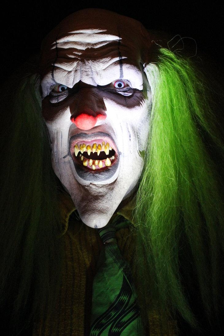 168 best Halloween - Clowns images on Pinterest