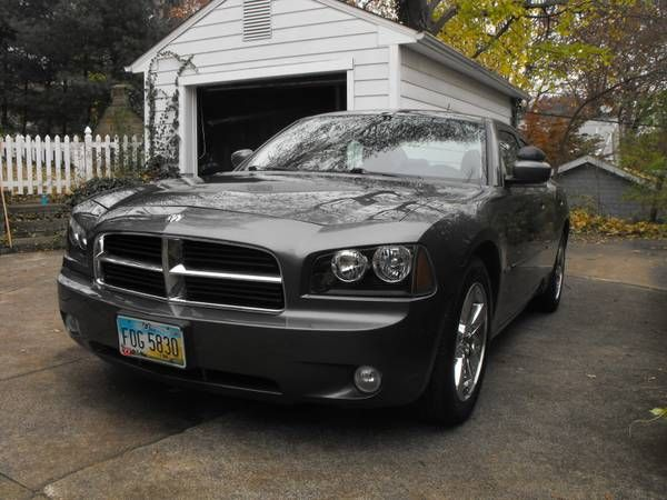 Make: Dodge Model: Charger Year: 2008 Exterior Color: Charcoal Interior  Color: