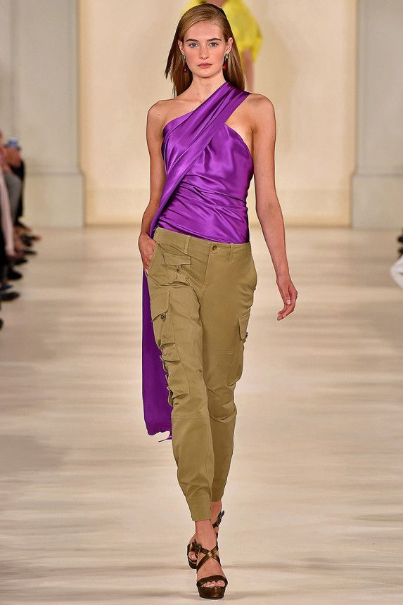 See the Ralph Lauren Spring 2015 collection on Vogue.com.