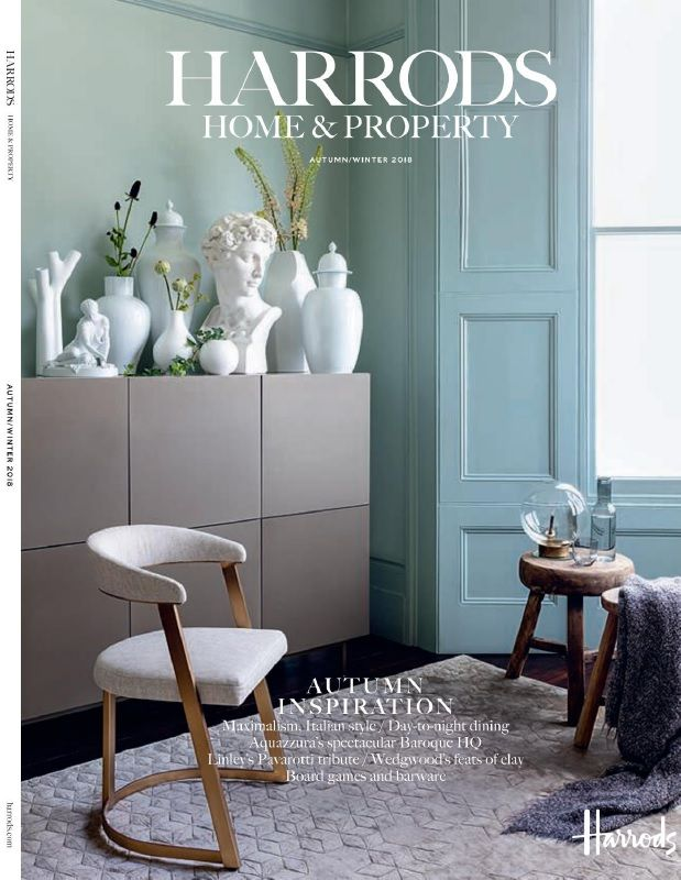 Download Pdf Harrods Home Property Autumn Winter 2018 For Free And Other Many Ebooks And Magazines On Worldofmagazine Com Home D Home Home Decor Interior