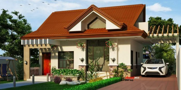 Images Of Bungalow Houses In The Philippines Pinoy House Designs Pinoy House Designs Simple House Design Small House Design Exterior Simple House