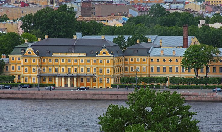 Pałac Mienszykowa w Petersburgu