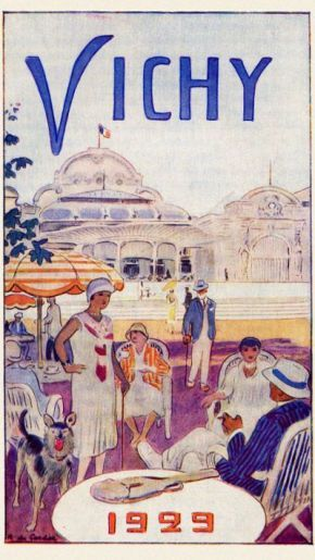 Google Image Result for http://villaagnes.com/Images/Other/VICHY-THERMES-DOMES-HOTEL-guide-Vichy-1929.jpg