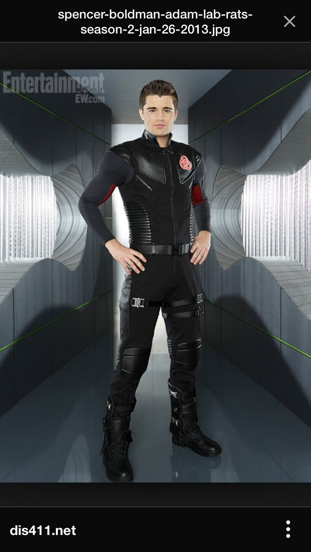 Spencer Bolding as Adam Davenport from Lab Rats - 8 Best Lab Rats Images On Pinterest Lab Rats, Mighty Med And