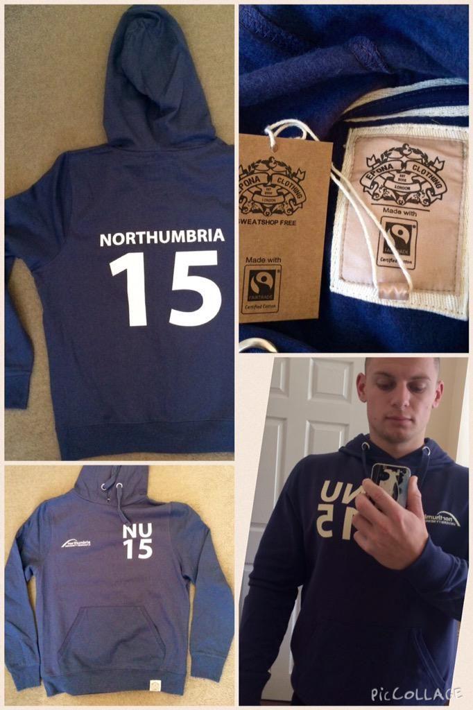 @LiamPearson1991 via Twitter | Northumbria University | #IWANTNU | Hoodie