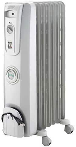 Delonghi Ew770cm Best Oil Filled Heater For Large Room Oil Filled Radiator Heater Radiators