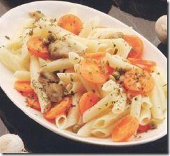 Disfruta de esta deliciosa y económica receta de pasta con verduras que aportará mucha energía y sabor a tu familia.