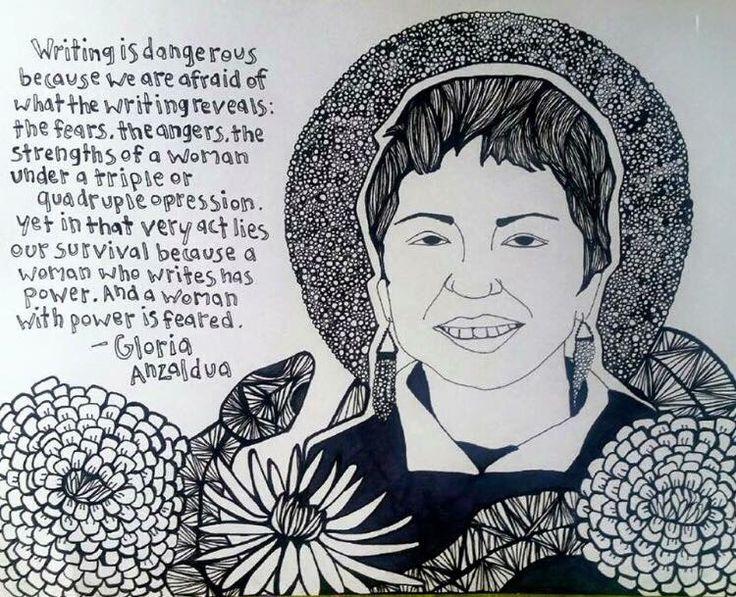 Gloria Anzaldua quotes