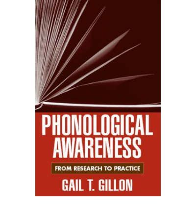 Provides a comprehensive review of knowledge about phonological awareness, along with practical guidance for helping preschoolers to adolescents acquire needed skills. This book synthesizes findings on the development of phonological awareness; its role in literacy learning; and how it can be enhanced in students at risk for reading difficulties.