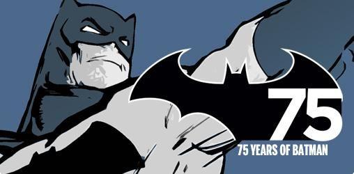 Celebrate Batman's 75th Anniversary at Forbidden Planet!