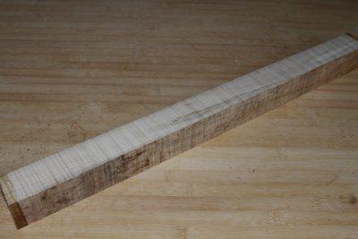 Poignée pour l'archerie, Erable sycomore ondé, ref:PAESO1853