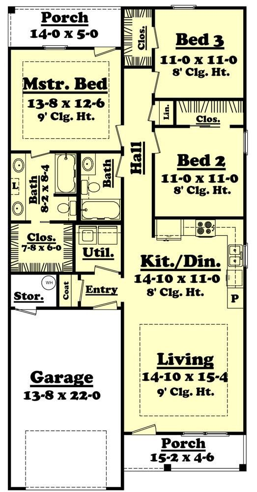 Sumrall House Plan