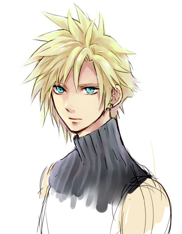 FUCK YEAH CLOUD STRIFE