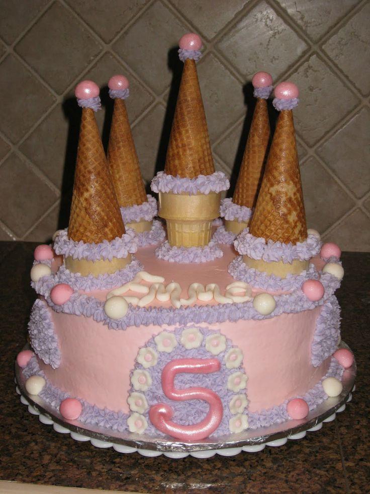 Best 25+ Easy castle cake ideas on Pinterest Easy ...