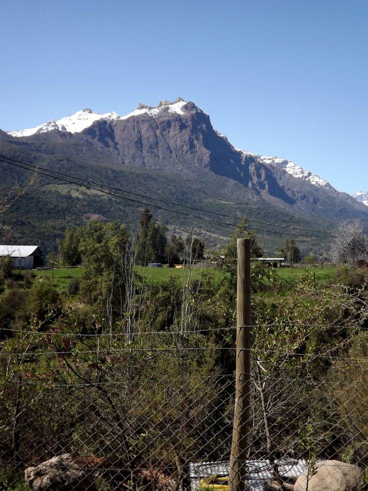 Chacayes, Machalí, Región de O'Higgins.