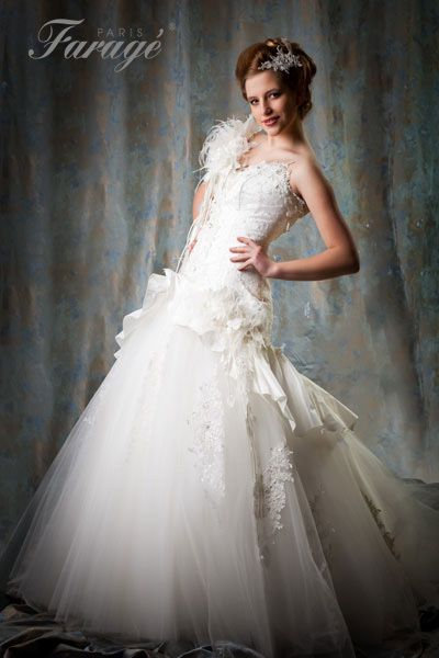 Farage Spring 2013 Bridal Collection (I) | Fashionbride's Weblog
