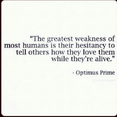 "Wise words | ""The greatest weakness of most humans is their hesitancy"