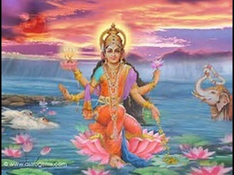 Kisah Dan Legenda Dewi Lakshmi Istri Dewa Wisnu