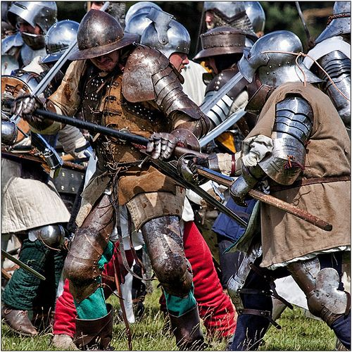 Close Encounters  The Medieval Fayre at Tatton Old Hall. Organised by Plantagenet Events.