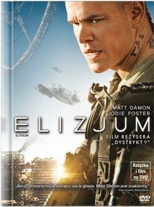 Rok 2154. Matt Damon w walce o zrównanie dwóch światów – luksusowej stacji kosmicznej Elizjum oraz zrujnowanej Ziemi. Ten widowiskowy film s-f już na DVD i Blu-Ray!
