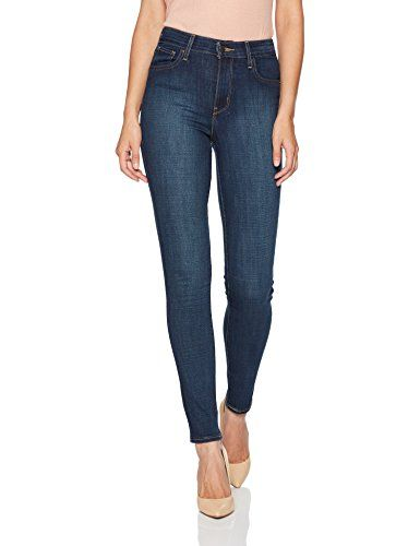 Levi's Women's 721 High Rise Skinny Jeans, Blue Story