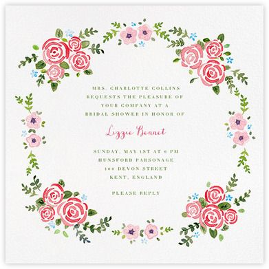 bridal shower invitations online at paperless post bridal showers such pinterest shower invitations bridal showers and invitations online
