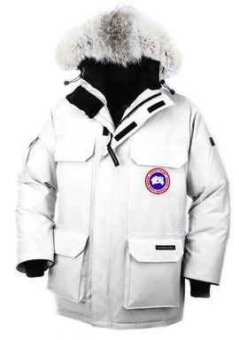 Canada Goose Men White Expedition Parka   CAD309.96  http://www.downjacketcheapsale.com/canada-goose-men-canada-goose-expedition-parka-c-184_199