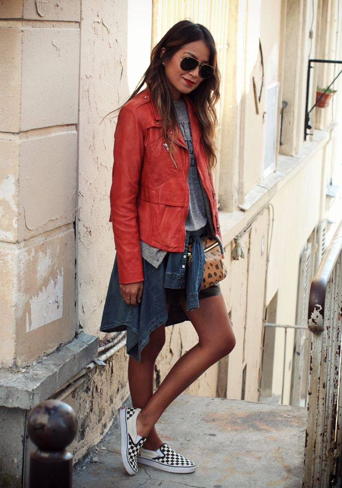 Paris look! http://rstyle.me/n/iv7wm9sx6 http://rstyle.me/~1ZyxZ