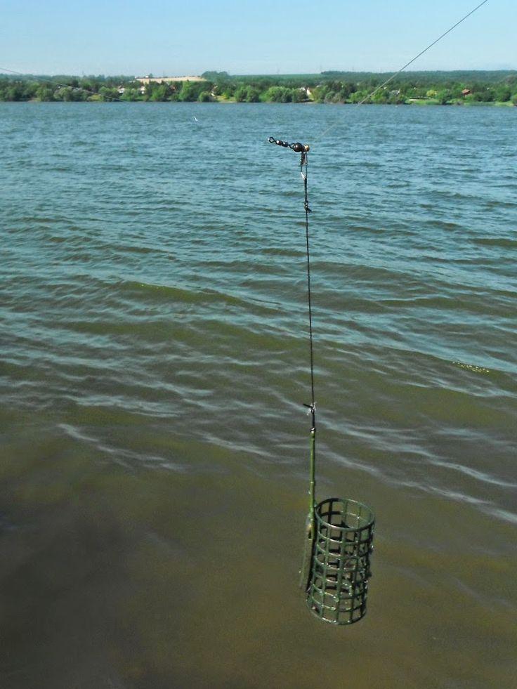 Bream fishing rig. - Dévérező szerelék.