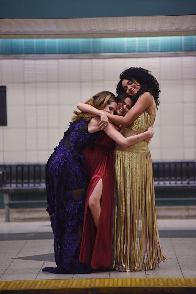 Hold us. Were exactly 2 weeks away from the series premiere of The Bold Type!