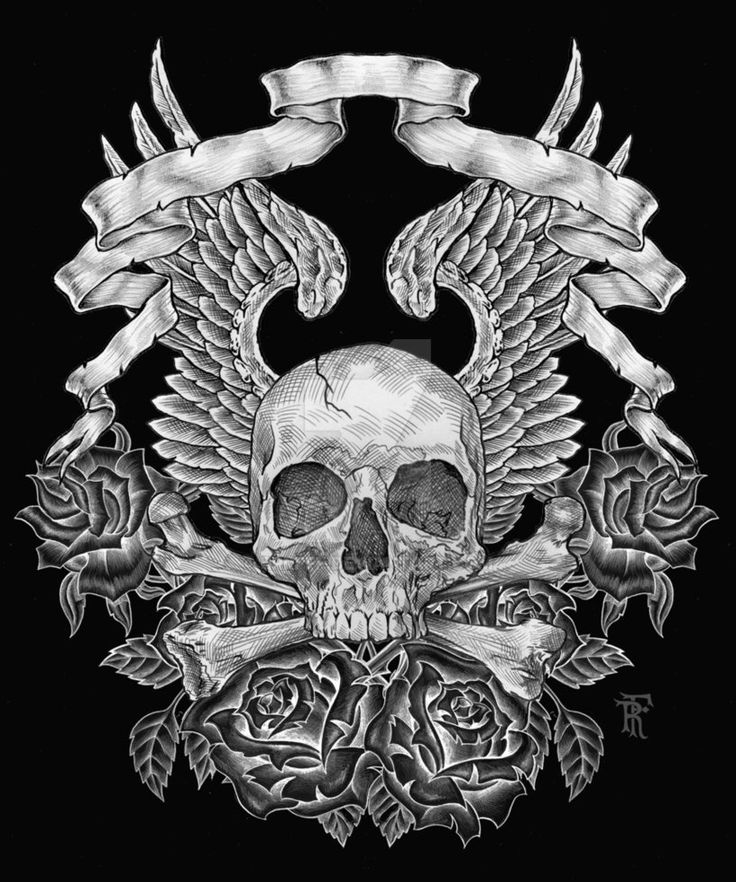 Skull And Guns Unfinished By Ifinch On Deviantart: 224 Best Symbol Art Images On Pinterest